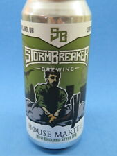Craft BEER Can ~ STORMBREAKER Brewing House Martell IPA ~ Portland, OREGON