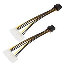 8 Pins À 4 Pins Câble d'Alimentation Femêlle À Mâle PCI-E Express Connecteur