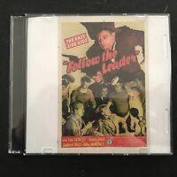 FOLLOW THE LEADER East Side Kids Dead End Kids DVD 1944  Leo Gorcey