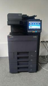 Kyocera TASKalfa 3252ci Kopierer Drucker Scanner A3 Duplex nur 50.280 Seiten