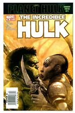 INCREDIBLE HULK v2 #98(11/06)PLANET HULK(CAIERA/AVENGERS)NEWSSTAND(CGC IT)NM/NM+