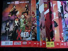 X-Men 1-26 (2013) Complete Full Series Run VF/NM Marvel Now! Variant Comic