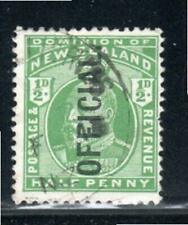 NEW ZEALAND STAMPS OFFICIAL  CANCELED USED     LOT 39184