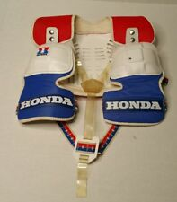 Rare Vintage Honda Hondaline Team Chest Protector Moto ATC ATV Safety Finland
