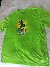 NWOT ~ 2019 Run Disney Princess Enchnated 10k  race shirt ~ Mens unisex Large