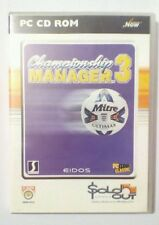 Championship Manager 3 for PC by Sold Out Software