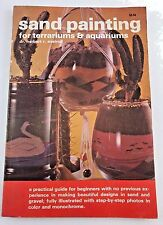 Sand painting for terrariums & aquariums by Herbert R Axelrod 1975