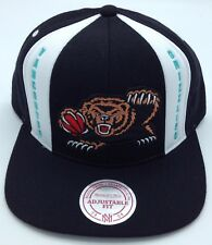 NBA Vancouver Grizzlies Mitchell and Ness Retro Adult Adjustable Cap M&N NEW!