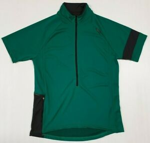 Ground Effect Short Sleeve Cycling Jersey Size L