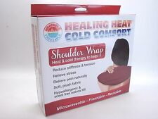DreamTime Healing Heat & Cold Therapy Shoulder Wrap Microwaveable - Freezable