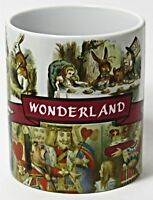 Alice in Wonderland Mug, Alice Compilation Mug, Alice in Wonderland Gift.