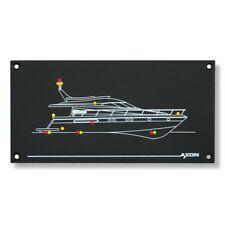 Axon Marine LED Boat Mimic Panel - Motor Boat / Large, 24V DC