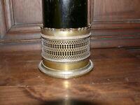 Original Jugendstiel WMF Flaschenhalter Flaschenständer ca. 1920 gemarkt