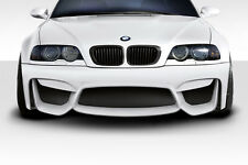 1999-2005 BMW 3 Series E46 M4 Look Front Bumper 1 pc 112633