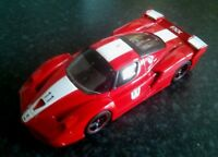 Hot Wheels Elite N5605 1/43 Ferrari FXX - Red/White