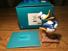 Walt Disney Classics Collection Donald Duck The Wise Little Hen 1996 Figurine
