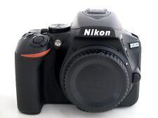 Nikon D5600 Digitalkamera 695 Auslösungen MWST ausweisbar Gewährleistung 1 Jahr