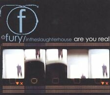 Fury in the Slaughterhouse Are you real (2000) [Maxi-CD]