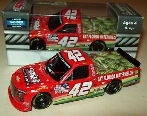 Ross Chastain 2020 Circle Track Parts Watermelon #42 Silverado 1/64 NASCAR Truck