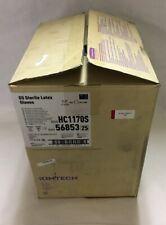 "Kimberly-Clark #56853 Kimtech G5 Sterile Latex Gloves, 12"", Size 7 - Qty: 200"
