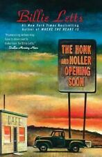 The Honk and Holler Opening Soon, Billie Letts, Good Condition, Book