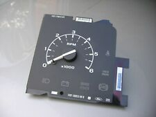 92 96 FORD BRONCO TRUCK F150 F250 F350 DASH INSTRUMENT PANEL TACHOMETER TACH