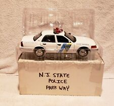 New Jersey State Police Ford Crown Victoria Interceptor 1/18 Scale