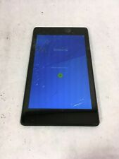 "Asus Google Nexus 7 2nd Generation 7"" 16GB Android WiFi Tablet K008 -CRACKED -RR"