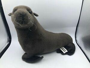 Official Hansa Creation Sea Lion Seal Zoos Victoria Plush Stuffed Toy Animal