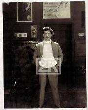 LUCIANO ALBERTINI Acrobate Cirque Acteur Photo 1920s