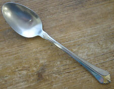 Table Serving Spoon Towle Santa Barbara Gold Silver 18/8 Stainless Korea WEAR