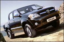 TOYOTA HILUX 2005-2010 PETROL V6 & TURBO DIESEL WORKSHOP REPAIR SERVICE MANUAL