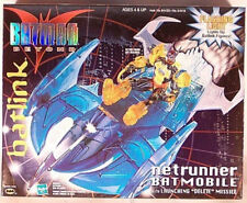 Batman Beyond:Batlink - Netrunner Batmobile With Launching Delete Missile (MISB)