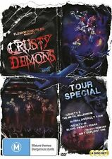 Crusty Demons TOUR SPECIAL DVD Brand New Sealed