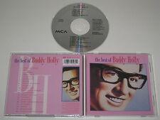 BUDDY HOLLY/THE BEST OF BUDDY HOLLY(MCA MCD 19506) CD ÁLBUM