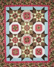 Quilt Moments Among the Stars Pattern FREE US SHIPPING