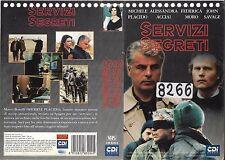 SERVIZI SEGRETI (1991) vhs ex noleggio