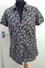 Lovely womens tropical print  top/shirt by Wallis size large, approx. size 16