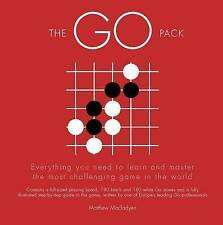 The GO Pack - New Book Matthew Macfadyen