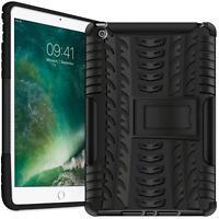 Apple iPad Air 2 Hülle Hybrid Panzer Schutzhülle Tablet Schutz Case Cover Tasche