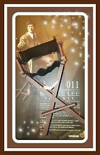 1/6 Hot Toys Bruce Lee MIS11 Director's Chair In Brown Color  US Seller