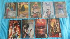 9 DC Comics Vertigo the Books of Magic #1 - #3 #5 - #10