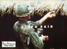 DEAR AMERICA: LETTERS HOME FROM VIETNAM 1988 VINTAGE LOBBY CARD #1