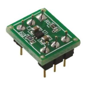 1 x Micrel Evaluation Board for MIC94310GYCS 1.8V to 3.6V Input Voltage