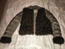Moncler Lamb Fur Jacket 0, XS