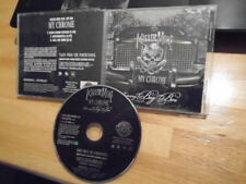 RARE PROMO Killer Mike CD single My Chrome rap RUN THE JEWELS Big Boi OutKast !