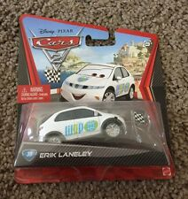 Disney Pixar Cars 2 Diecast Erik Laneley! NEW! $1 Combo Ship Thomas Brio