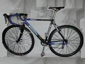 RARE Borghini Cross Extralight Shimano Ultegra Cyclocross Racing bicycle AS IS