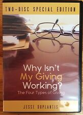 Why Isn't My Giving Working? (2-Disc, DVD, 2013)