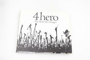 Play with the Changes 4hero 689492059729 CD A12933